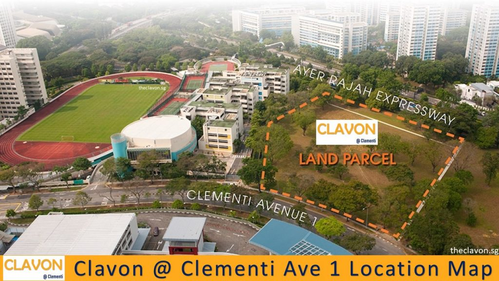 Claon-at-clementi-Location-Map-Singapore