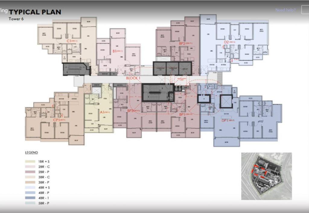 Clavon-Tower-6-Site-Plan