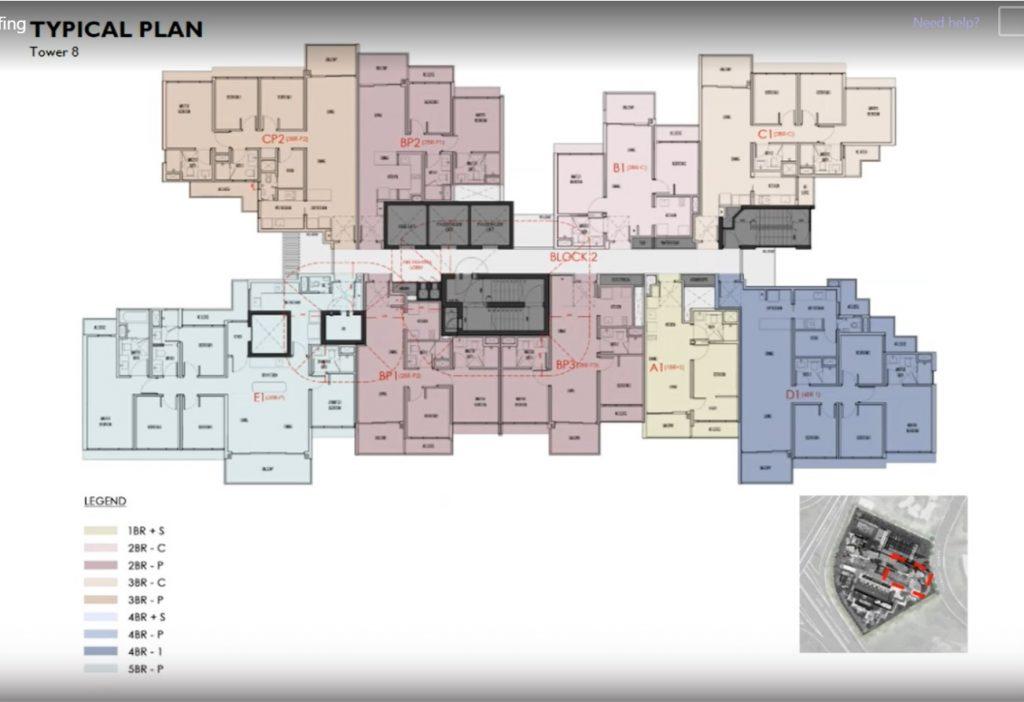Clavon-Tower-8-Site-Plan